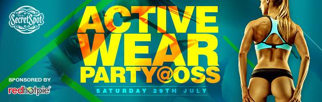 Active Wear Party