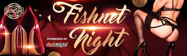 Swingers Club Fishnet Night