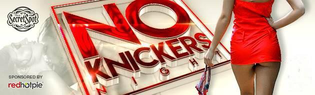 No Knicker Swingers Night